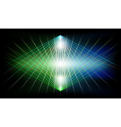 trance background vector image