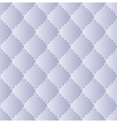 Quilted fabric vector