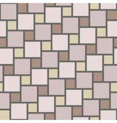 pastel tiles seamless pattern vector image vector image