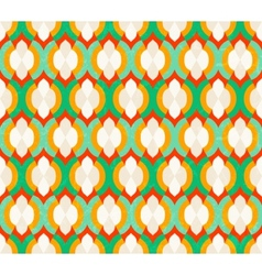 Seamless moroccan pattern vector
