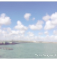 Mesh blurred background vector