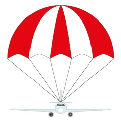 Aircraft insurance vector