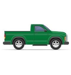 car pickup 05 vector image