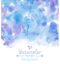 blue backg vector image vector image