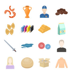 Trade business hobby and other web icon in vector