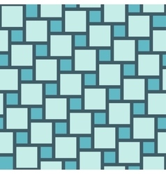 Blue tiles seamless pattern vector