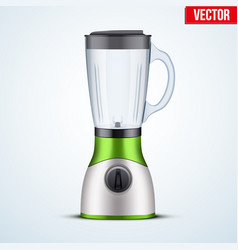 Original bio kitchen blender vector