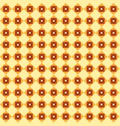 Seamless geometric squares vector