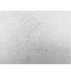 Subtle halftone dots texture overlay vector image vector image