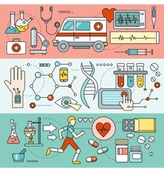 System technology for health research vector