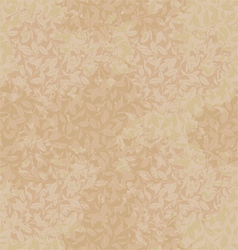 Seamless texture of old wallpaper vector