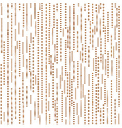 Abstract line dot seamless white pattern stripped vector