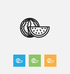 Of cooking symbol on vector