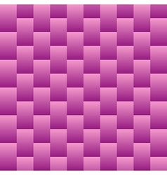 Pink vertical rectangles abstract background vector image vector image