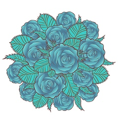 Roses vector image
