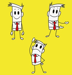 Square Guy vector image