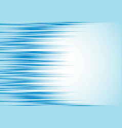 abstract business horizontal striped blue line vector image