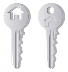 Household key vector