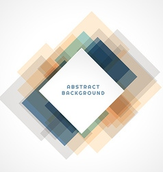 Abstract shapes template vector