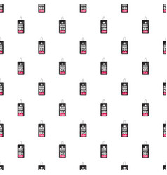 Tag black friday sale discount pattern vector