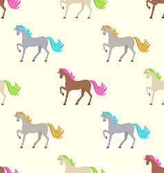 Little horse vector