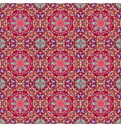 Ornamental seamless pattern Abstract vector image vector image