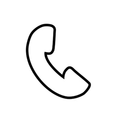 Phone icon communication design graphic vector