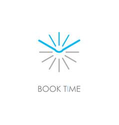 Book symbol vector