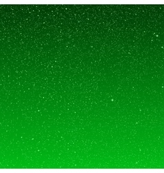 Background snowflakes green ice storm vector