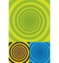 Spiral background texture vector