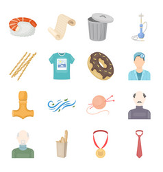 Leisure hobby sport and other web icon in vector