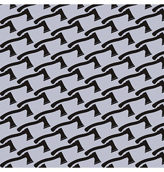 Seamless pattern background of axe vector image vector image