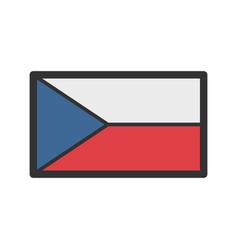 Czech republic vector