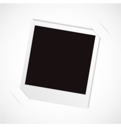 photo frame for your object vector image vector image