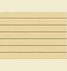 Brown wooden planks texture vector