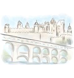 Languedoc vector