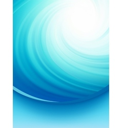 Business elegant blue abstract background EPS 8 vector image vector image
