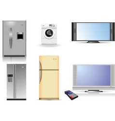 Housing equipment vector