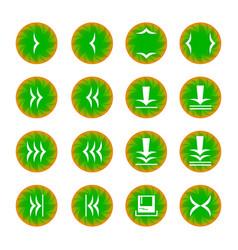Web icon 16 vector