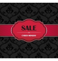 Black Friday collection sale banner vector image vector image