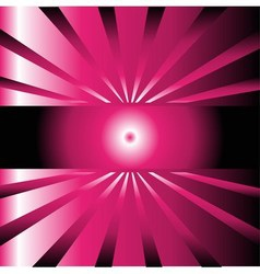 Dark pink burst background with place for your tex vector