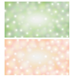 Space background light green vector