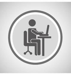 Office people design vector