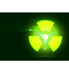 bio hazard vector image