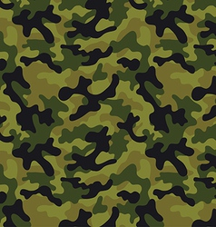 Camouflage seamless pattern vector