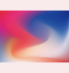 Abstract blured colorful backdrop abstract vector