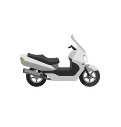 Maxi scooter vector
