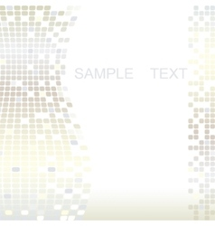 Squares mosaic texture vector
