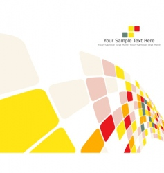checkered background vector image