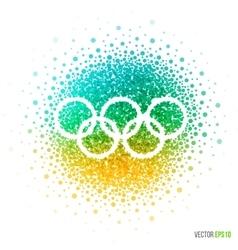 Summer rio de janeiro olympics games 2016 vector